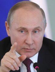 Путин о развитии внутреннего туризма