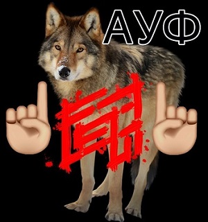 Ауф волк