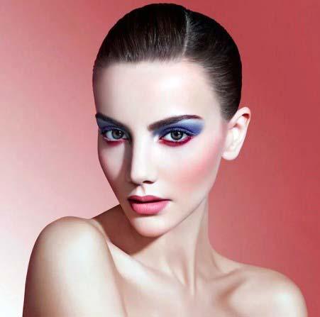 Фэшн-макияж и фэшн-фото