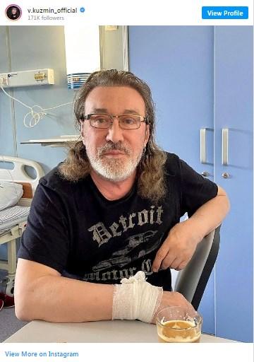 Кузьмин о том можно ли заболеть коронавирусом после вакцинации фото из госпиталя